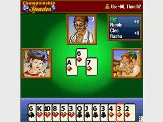 Das Kartenspiel ist eine Mischung aus Hearts und Bridge