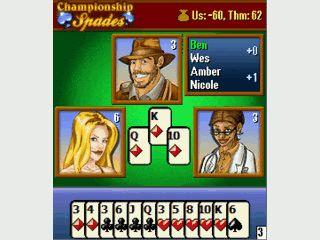 Mischung aus den bekannten Kartenspielen Hearts und Bridge