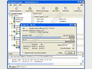Programmierer-Werkzeug zur Automatisierung von Software-Updates.