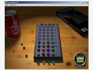 Gelungene PC Umsetzung des bekannten Superhirn, Mastermind-Spiels.