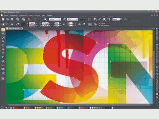 Sehr gute Software zur Erstellung von Illustrationen und Webgrafiken.