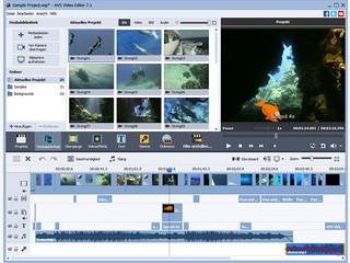 Video Editor:leistungsvoll und intuitiv. Editieren, Video capturen, DVD brennen.