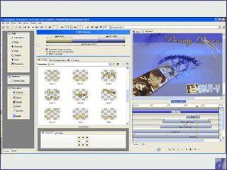 Plugin für Video-Schnittsoftware zur Erstellung von Untertiteln, Vor- und Abspan