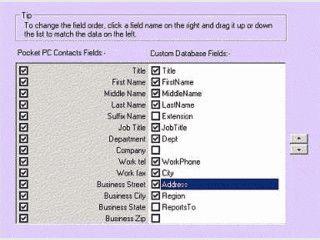 Synchronisation der Kontakt Datenbank vom PPC mit jeder beliebigen Datenbank