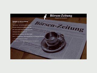 Aktuelle News der Börsen-Zeitung als Screensaver.