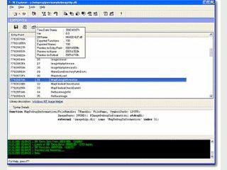 DLL Viewer und Resourcen-Editor für kompilierte Dateien