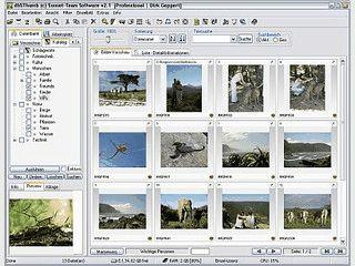Verwaltung für Ihre digitalen Bilder mit verschienen Tools.