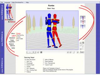 Animation & Dance zeigt Ihnen die klassischen Tanzschritte
