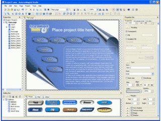 Gelungene Software zur Erstellung von Autorun Menüs für CDs und DVDs