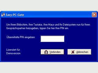 Tool zur Fernwartung von PCs auf Client-Basis