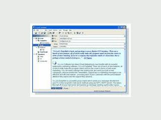 Dieser Mailer sendet die Mails direkt an den SMTP Server.