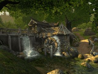 Watermill 3d Screensaver 2 2 Kostenlos Downloaden