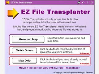 Dateien und Ordner verschieben und alle Verknüpfungen automatisch aktualisieren