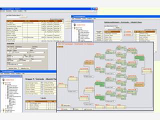 Software zur Verwaltung von Turnieren an Spielgeräten mit Münzeinwurf.