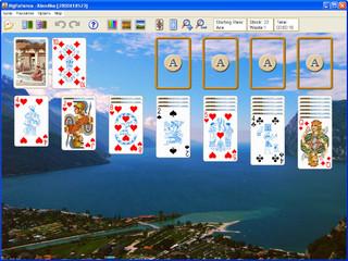 Sammlung mit 20 verschiedenen Kartenspielen.
