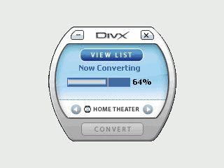 Mit diesem Bundle können DivX Videos erstellen und ansehen.