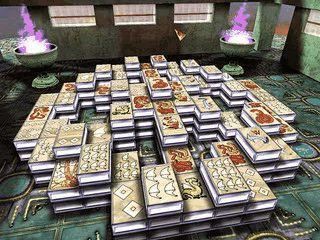 3D Magic Mahjongg ist eine sehr gelungene 3D Umsetzung des Klassikers
