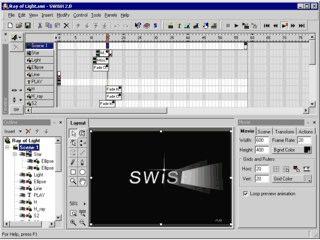 Geniales Tool um sehr einfach Texteffekte für Flash Animationen zu erstellen.