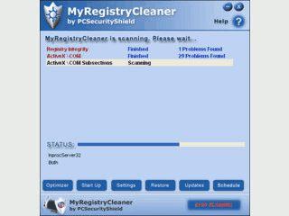 Tool zur Bereinigung von Fehlern in der Windows Registry