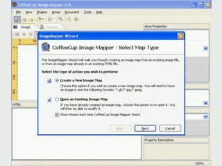 Einfaches Tool zum Erstellen von so genannten ImageMaps