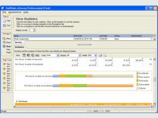 Tool zur Erstellung und Auswertung von Onlineumfragen