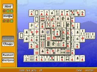 Einfache Mahjongg Variante