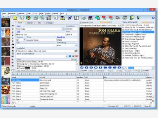 Datenbank, CD-Archiv, CD-ROM, Bibliothek, Archivieren