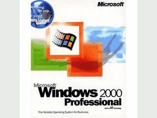 Updates und Erweiterungen für die Windows 2000 Betriebssysteme.