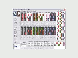Roulette Software für 3er Figuren Erscheinungen