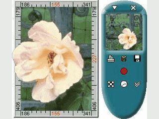Screencapture-Utilitie zum Speichern im JPG, BMP Format oder Druckerausgabe.