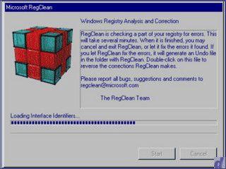 Aus dem Hause Microsoft, behebt Fehler in der Registry.