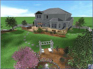 Software mit der Sie virtuelle Landschaften erstellen können.