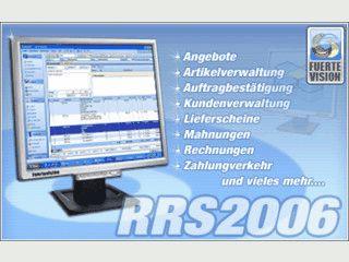 RRS2005 ist ein leicht zu bedienendes Abrechnungssystem