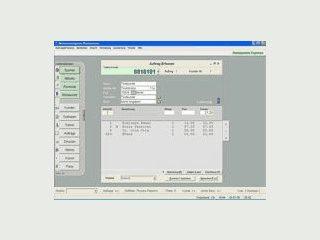 Liefersoftware für Bringdienste und Restaurants mit ISDN-Monitor