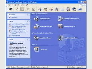 Real-Time Serverbackup, Festplattenimaging und Datenrettung für Windows-Server