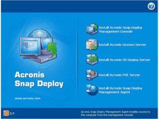 Komplettlösung für System-Deployment auf Basis der Imaging-Technologie