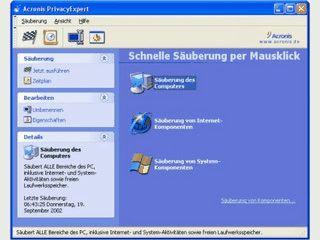 Anti-Spyware und Sicherheitssuite