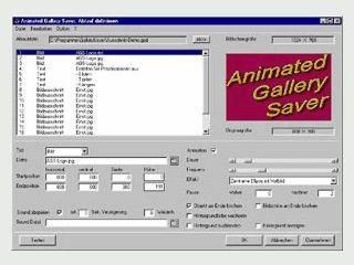 Bild- und Textpräsentationen als Bildschirmschoner (mit Musik/Sound) erstellen