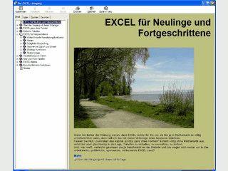 Windows Hilfedatei mit Tipps und Tricks für die Anwendung von MS Excel