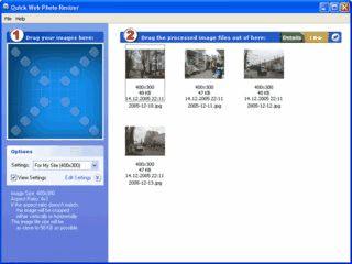 Eine neue Methode, Fotos für Webseiten zu optimieren.