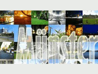 Bildschirmschoner mit über 20 Fotos von Münster in Westfalen