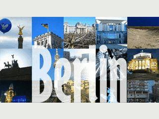 Bildschirmschoner mit Fotos von Berlin.