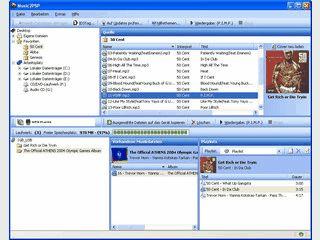 Kopiert MP3 oder WMA Dateien bequem auf einen mobilen Player oder die PSP