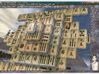 Eines der besten Mahjongg-Spiele mit toller Grafik und verschiedenen Varianten.