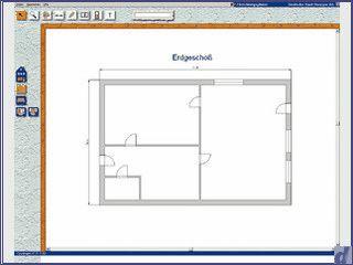 Einfacher, kostenloser Einrichtungplaner mit �berschaubarer Objektdatenbank.