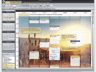 Netzwerk-Terminkalender und -Aufgabenplaner der auf P2P Technologie basiert.
