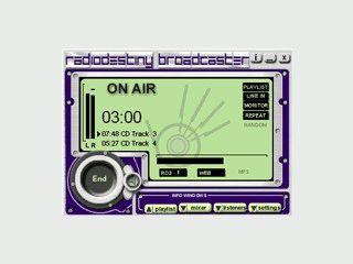 Mediaplayer für die wichtigsten Audioformate und Internet-Radio.
