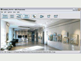 Tool zum Erstellen und Anzeigen von 360° Panoramen.