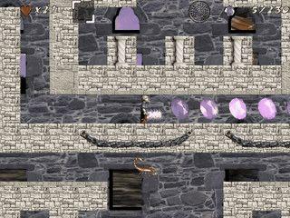 Boulder Dash Clone mit 50 Level in 5 verschieden gestalteten Welten
