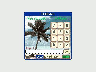 Schutz für den gesamten Palm PDA inklusive der Speichermedien